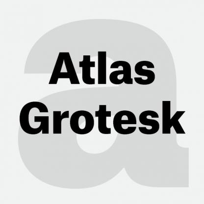 Atlas Grotesk