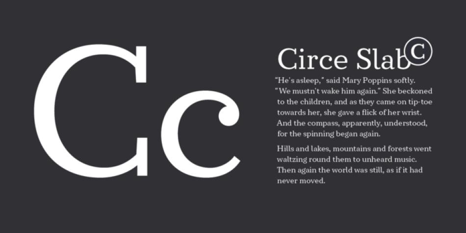 Circe Slab