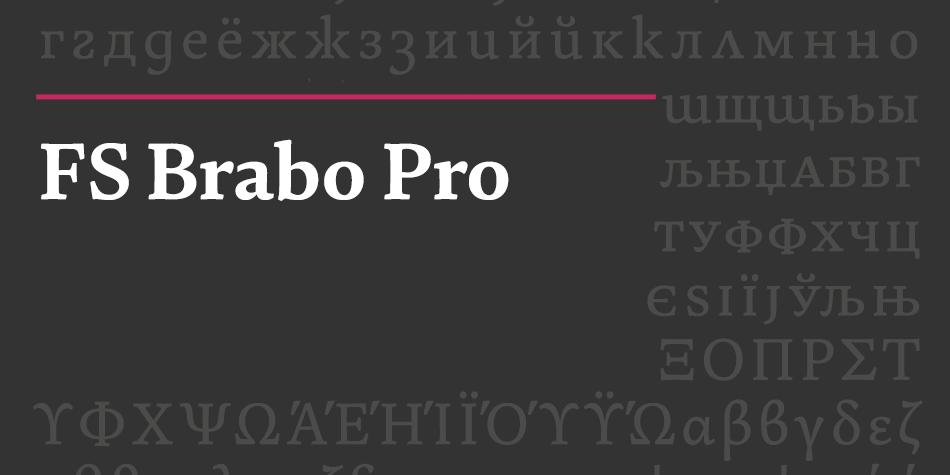 FS Brabo Pro