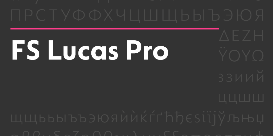 FS Lucas Pro