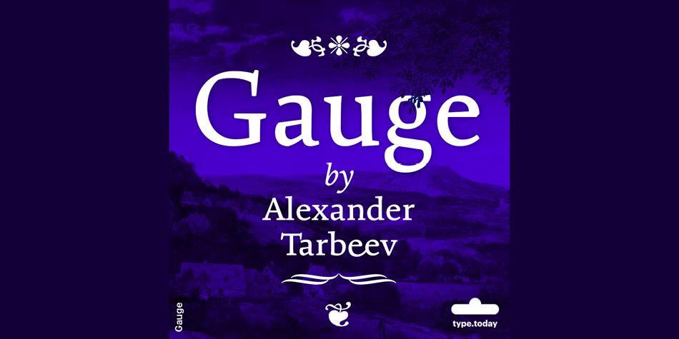 Gauge Text Pro
