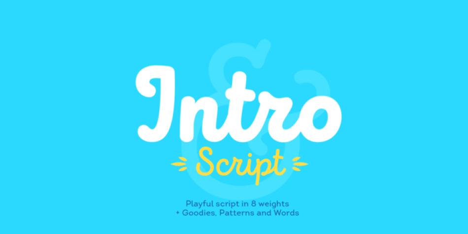 Intro Script