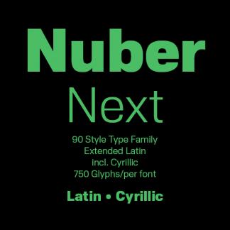Nuber Next