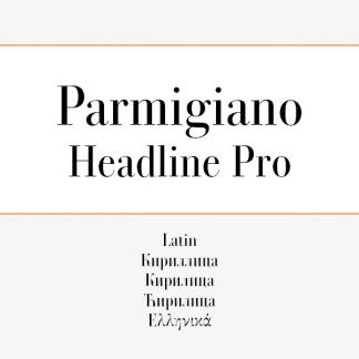 Parmigiano Headline Pro