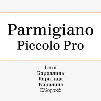 Parmigiano Piccolo Pro