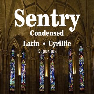 Sentry Condensed