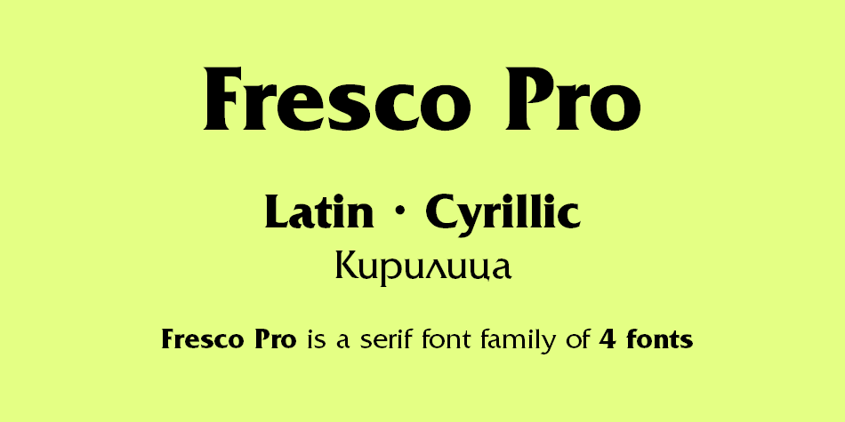 Fresco Pro