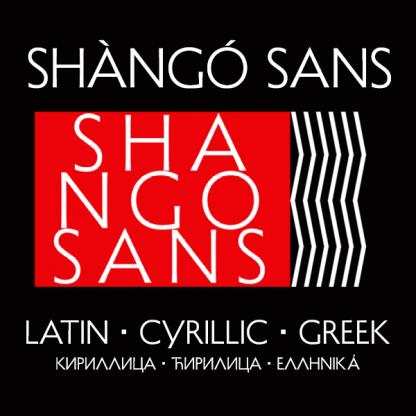 Shàngó Sans
