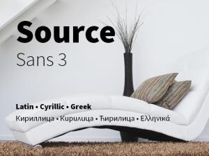 Source Sans 3