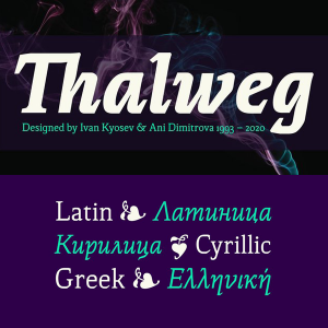 Thalweg