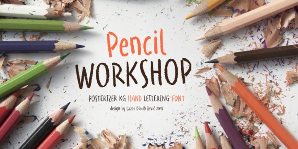 WORKSHOP Pencil