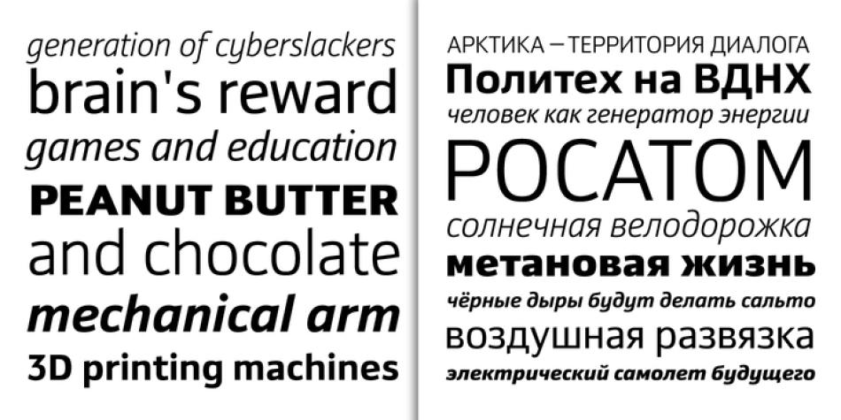 Yefimov Sans