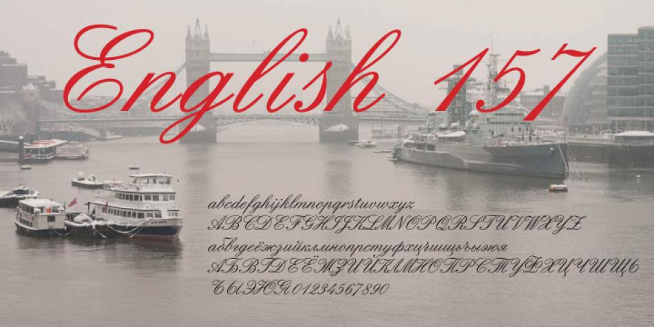 English 157