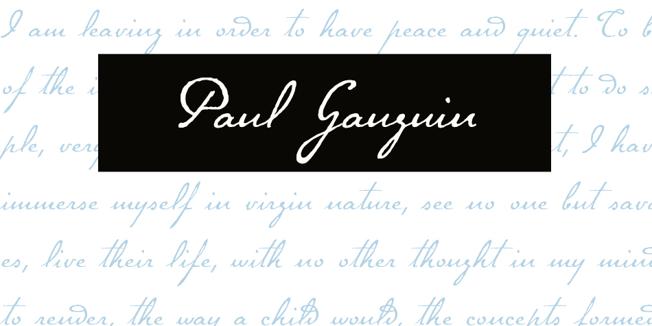 P22 Gauguin