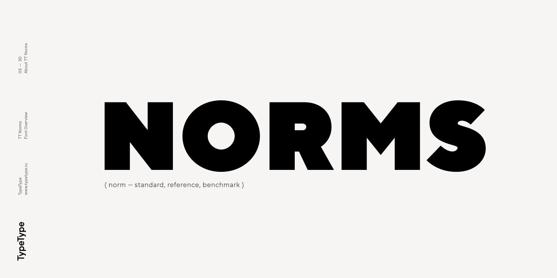 TT Norms Pro