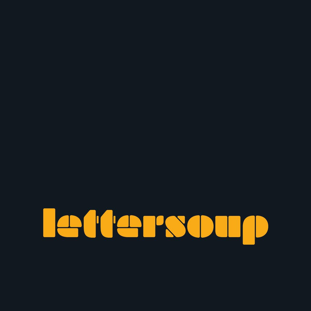 LETTERSOUP