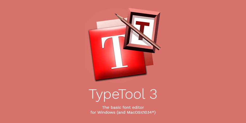 TypeTool 3