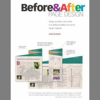 Before and After | Page Design