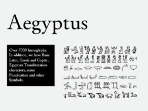 Aegyptus