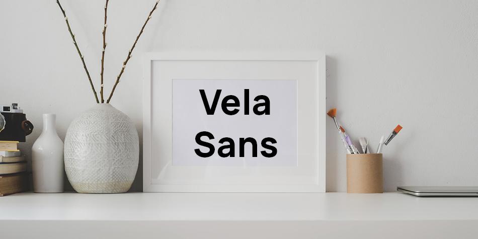 Vela Sans