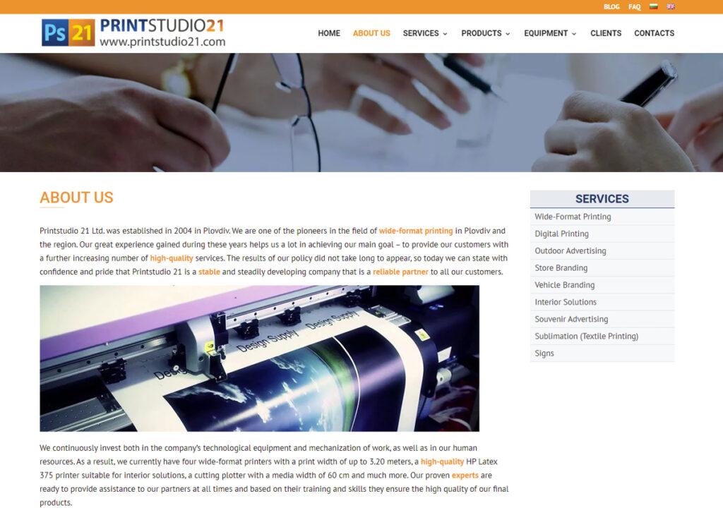 Print Studio 21